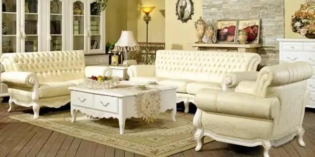 沙发翻新改色-老旧真皮沙发改色
