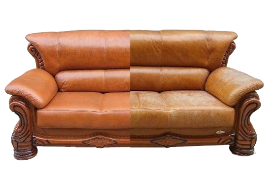 真皮沙发翻新改色施工流程