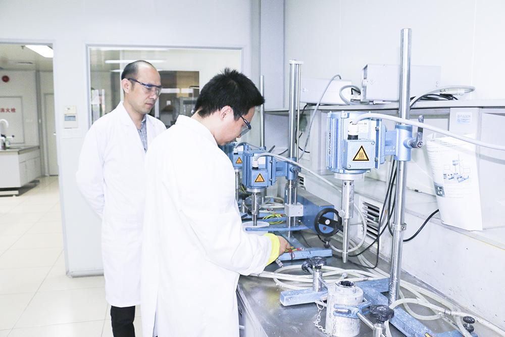 好威皮革手感剂 染料剂研发生产中心