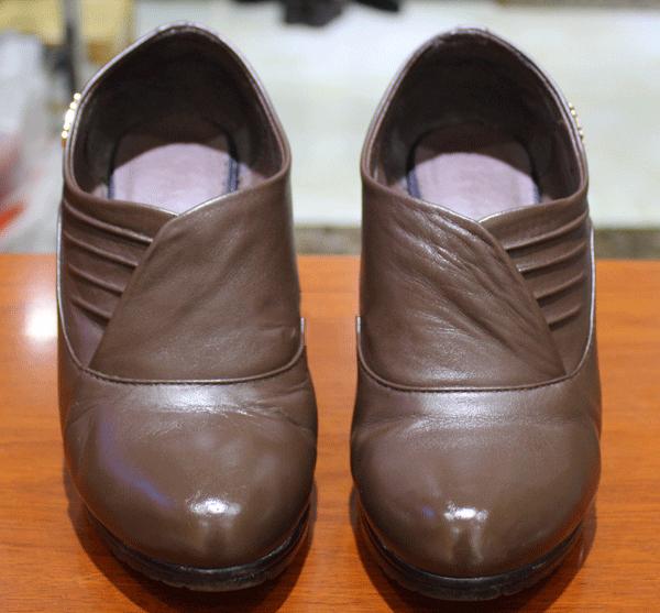 各种皮鞋保养方法