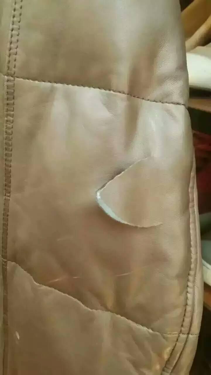 皮革修补方法丨皮革修复材料