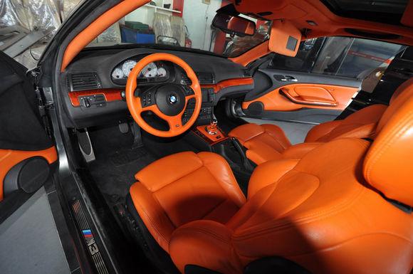汽车内饰翻新修复 被你的爱车惊艳到了吗?