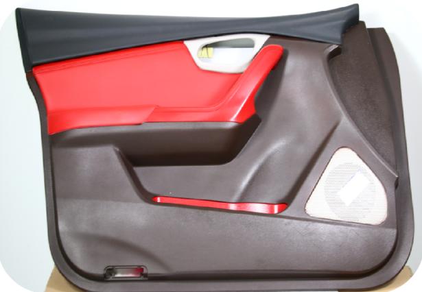 汽车内饰改色改装流程之水性内饰漆使用方法